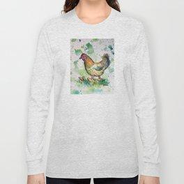 Momma & Chicks Long Sleeve T-shirt