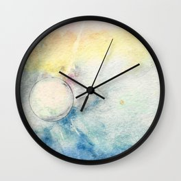 The Mission Wall Clock