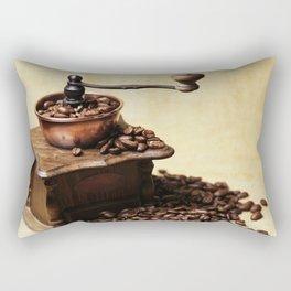coffee grinder Rectangular Pillow