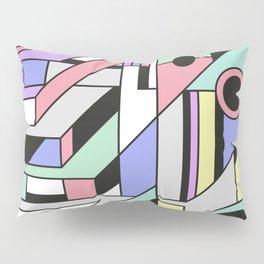 De Stijl Abstract Geometric Artwork 2 Pillow Sham