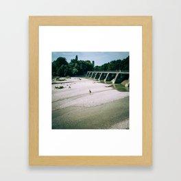 munich I Framed Art Print