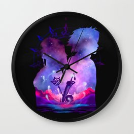 This is my Story Wall Clock
