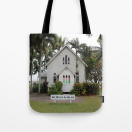 St Mary's by the Sea Tote Bag