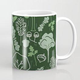 Oak Treasure Coffee Mug