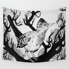 On Your Mark Wall Tapestry