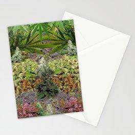 Marihuanaaas Stationery Cards