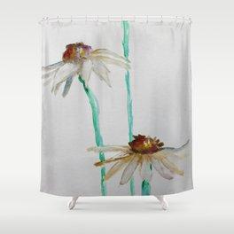 Daisy Daisy Daisy Shower Curtain