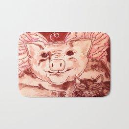 Pig n' Puss Bath Mat