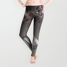 The Eternal Grace of Understanding  Leggings