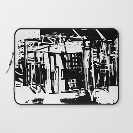 Trash City Laptop Sleeve