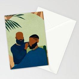Barbershop No. 1 Stationery Cards