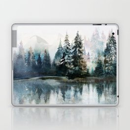 Winter Morning Laptop & iPad Skin