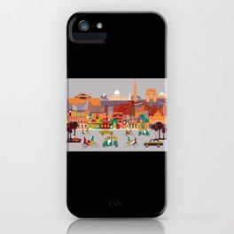 Architecture Auto iPhone Case