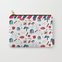 Sealed With A Kiss Carry-All Pouch