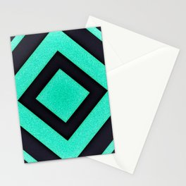 Expanse diamond Stationery Cards