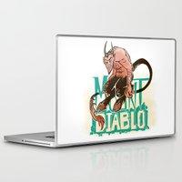 diablo Laptop & iPad Skins featuring Mount Diablo by Monica McClain