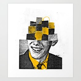 """i got some bad ideas in my head"" Art Print"