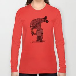 Happiest Space On Earth Long Sleeve T-shirt