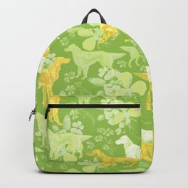 SETTERS ON THE MEADOW Backpack