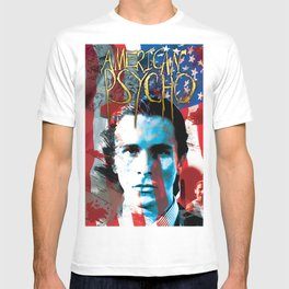 "American Psycho ""The Fury of Patrick Bateman"" T-shirt"
