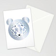 Bubble Bear Stationery Cards