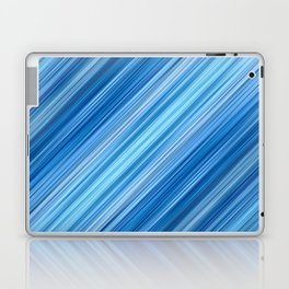 Ambient 1 in Blue Laptop & iPad Skin
