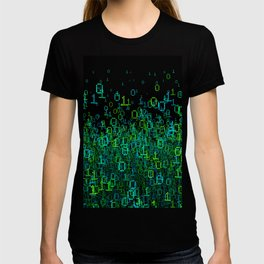 Binary Cloud T-shirt