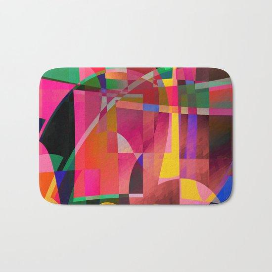 simulated experience Bath Mat