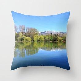 simetria Throw Pillow