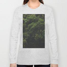 Dense Tropical Forest Long Sleeve T-shirt