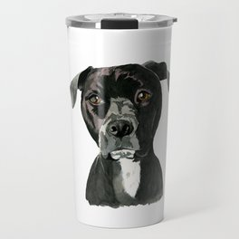 Contemplating Travel Mug