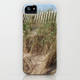 Long Beach Island Dunes iPhone Case