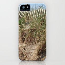 Long Beach Island Dunes iPhone Case