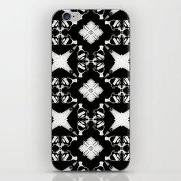 THROUGH THE KALEIDOSCOPE #3 iPhone Skin