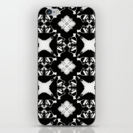 THROUGH THE KALEIDOSCOPE #3 iPhone Skin