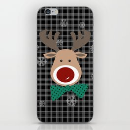 Deer. Patchwork 2 iPhone Skin