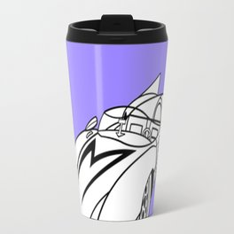 Mach 5 Manual Travel Mug