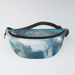 Ice water Fanny Pack