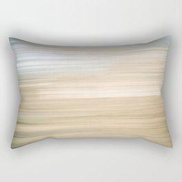 Sweeping Lines Rectangular Pillow