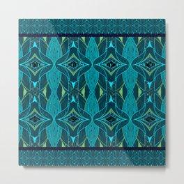 Divine Signature Geometric Harmony 1 Metal Print
