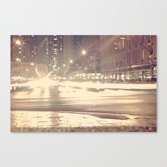 Photophobia Canvas Print
