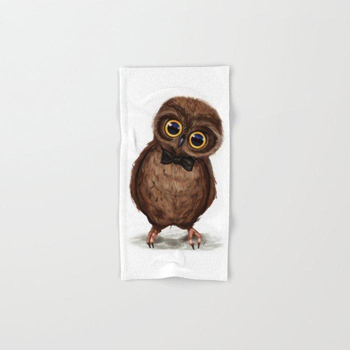 Owl III Hand & Bath Towel