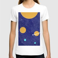 solar system T-shirts featuring Solar System by Quinn Shipton