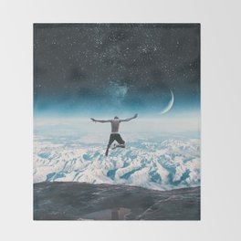 Lifetime Throw Blanket