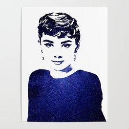 Audrey Hepburn (10) Poster