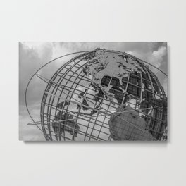 State of the World Metal Print