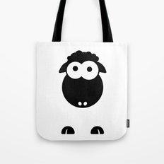 Minimal Sheep Tote Bag