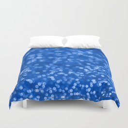 Ambient 4 in Blue Duvet Cover
