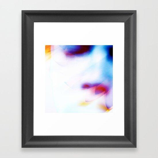 face.off Framed Art Print