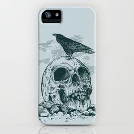 Raven's Cliff iPhone Case